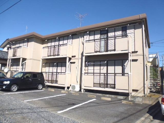 埼玉県さいたま市浦和区、北浦和駅徒歩17分の築21年 2階建の賃貸アパート