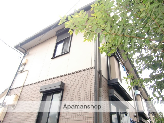 埼玉県さいたま市浦和区、北与野駅徒歩16分の築13年 2階建の賃貸アパート