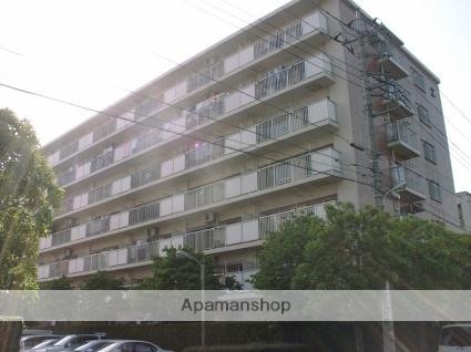 埼玉県さいたま市浦和区、与野本町駅徒歩20分の築33年 9階建の賃貸マンション