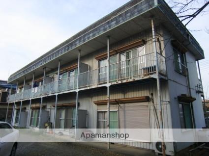 埼玉県さいたま市桜区、与野本町駅徒歩23分の築39年 2階建の賃貸アパート