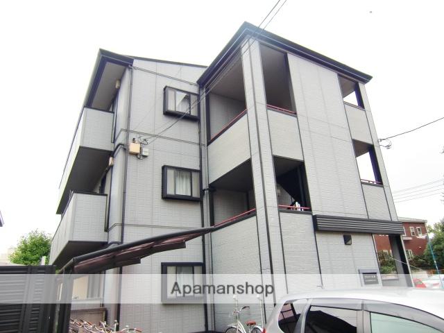 埼玉県さいたま市中央区、南与野駅徒歩12分の築15年 3階建の賃貸アパート