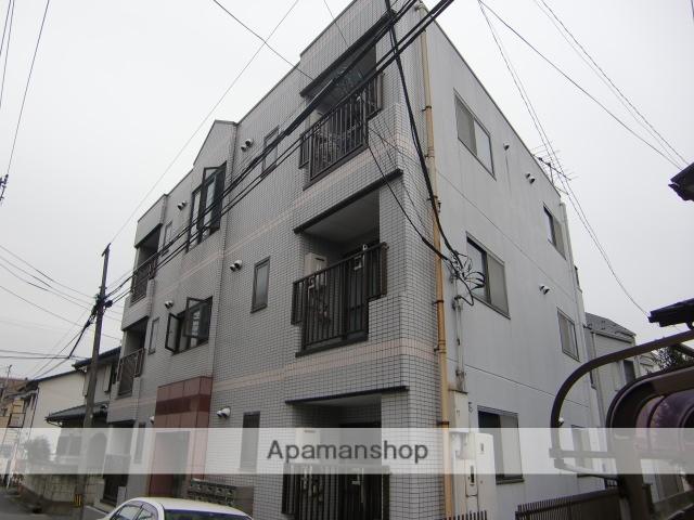 埼玉県さいたま市浦和区、さいたま新都心駅徒歩23分の築25年 3階建の賃貸マンション