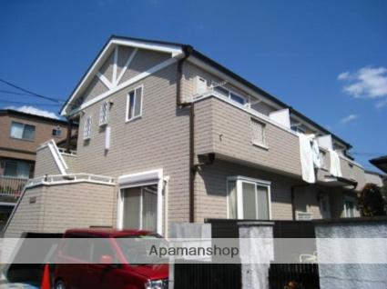 埼玉県さいたま市浦和区、南浦和駅徒歩23分の築9年 2階建の賃貸アパート