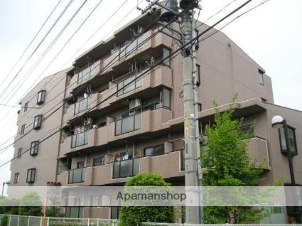 埼玉県さいたま市中央区、南与野駅徒歩7分の築26年 5階建の賃貸マンション