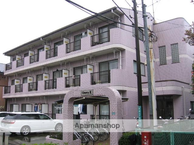 埼玉県さいたま市浦和区、浦和駅徒歩13分の築26年 3階建の賃貸マンション