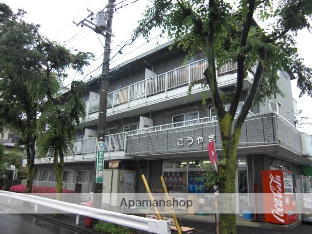埼玉県さいたま市桜区、南与野駅徒歩25分の築27年 3階建の賃貸マンション