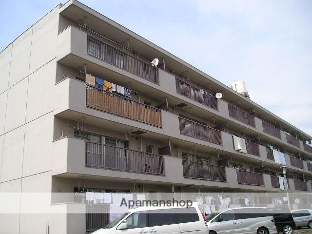 埼玉県さいたま市中央区、南与野駅徒歩12分の築37年 4階建の賃貸マンション