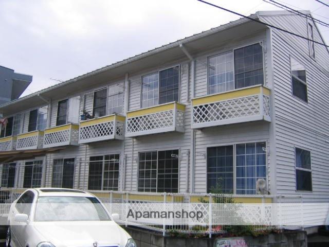 埼玉県さいたま市緑区、東浦和駅徒歩3分の築21年 2階建の賃貸アパート