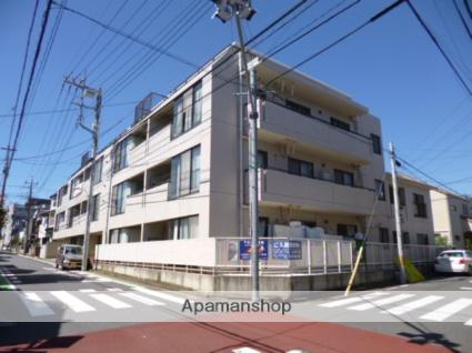 埼玉県さいたま市浦和区、さいたま新都心駅徒歩23分の築23年 4階建の賃貸マンション