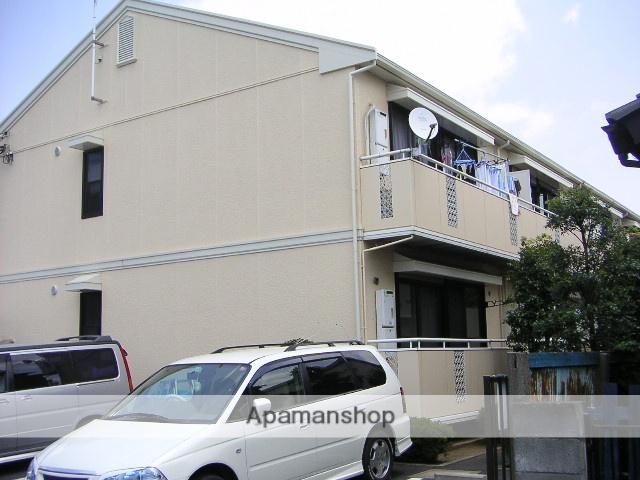 埼玉県さいたま市中央区、与野本町駅徒歩9分の築23年 2階建の賃貸アパート