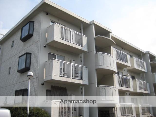 埼玉県さいたま市緑区、東浦和駅徒歩25分の築29年 3階建の賃貸マンション