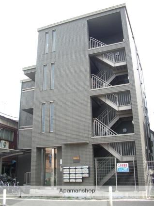 埼玉県さいたま市中央区、南与野駅徒歩9分の築12年 4階建の賃貸マンション