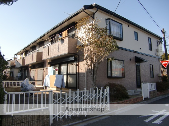 埼玉県さいたま市浦和区、与野駅徒歩18分の築21年 2階建の賃貸アパート