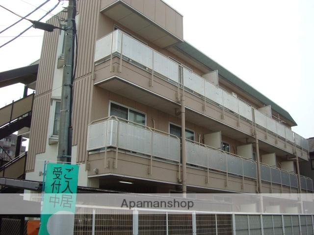 埼玉県さいたま市浦和区、与野駅徒歩4分の築27年 3階建の賃貸マンション