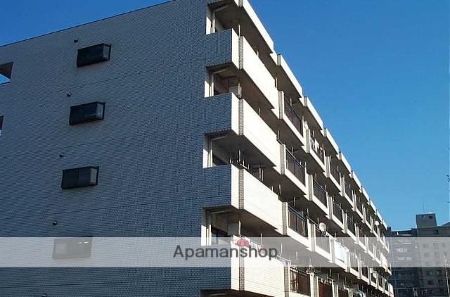 埼玉県さいたま市中央区、与野本町駅徒歩10分の築28年 5階建の賃貸マンション