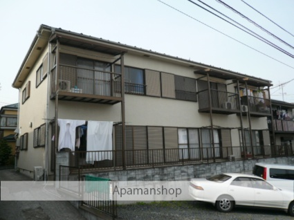 埼玉県さいたま市緑区、東浦和駅徒歩15分の築29年 2階建の賃貸アパート