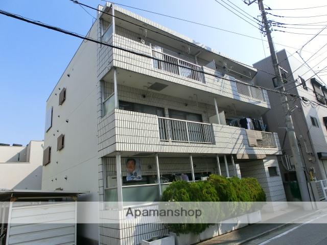 埼玉県さいたま市浦和区、南与野駅徒歩18分の築30年 3階建の賃貸マンション