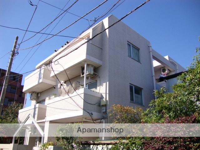 埼玉県さいたま市浦和区、さいたま新都心駅徒歩25分の築29年 3階建の賃貸マンション