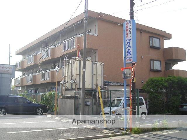埼玉県さいたま市桜区、南与野駅徒歩8分の築27年 3階建の賃貸マンション
