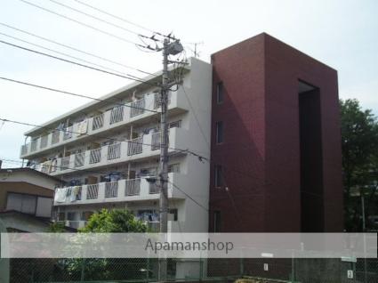 埼玉県さいたま市中央区、南与野駅徒歩10分の築32年 5階建の賃貸マンション