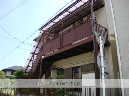 埼玉県さいたま市浦和区、北浦和駅徒歩8分の築27年 2階建の賃貸アパート