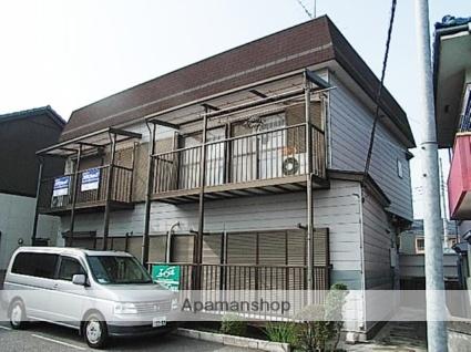 埼玉県さいたま市緑区、与野駅徒歩29分の築23年 2階建の賃貸アパート