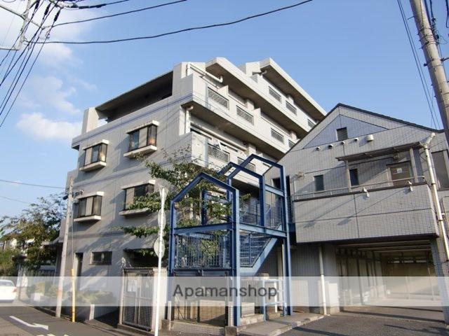 埼玉県さいたま市浦和区、与野駅徒歩23分の築26年 5階建の賃貸マンション