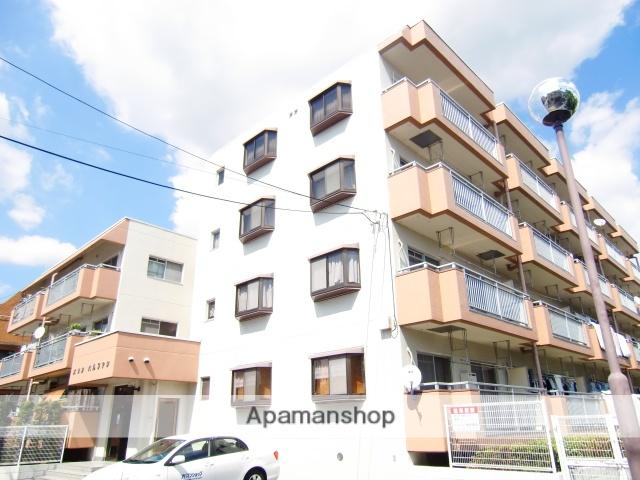 埼玉県さいたま市中央区、与野本町駅徒歩12分の築30年 4階建の賃貸マンション