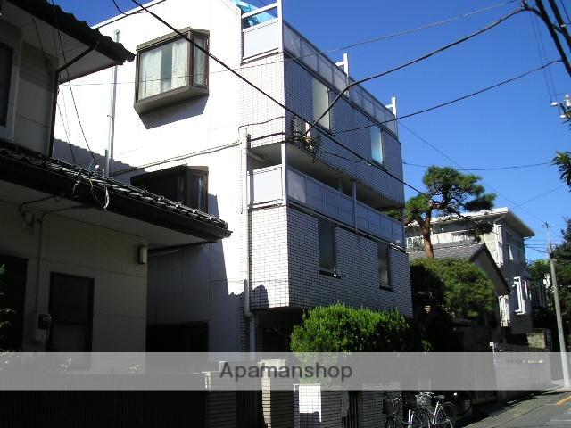 埼玉県さいたま市中央区、南与野駅徒歩13分の築28年 3階建の賃貸マンション