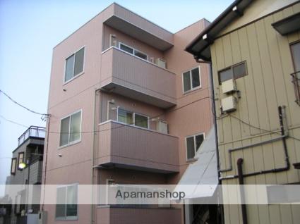 埼玉県さいたま市中央区、与野本町駅徒歩12分の築13年 3階建の賃貸マンション