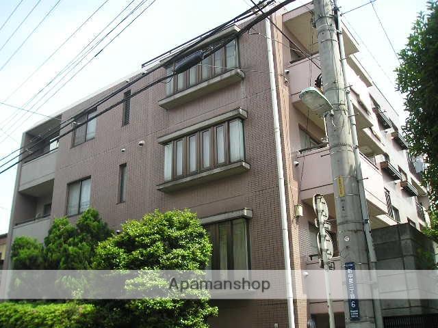 埼玉県さいたま市中央区、南与野駅徒歩9分の築26年 4階建の賃貸マンション