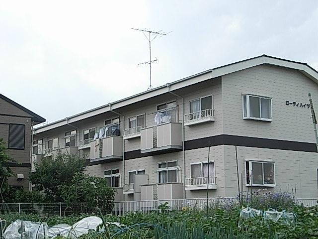 埼玉県さいたま市緑区、浦和駅徒歩56分の築22年 2階建の賃貸アパート
