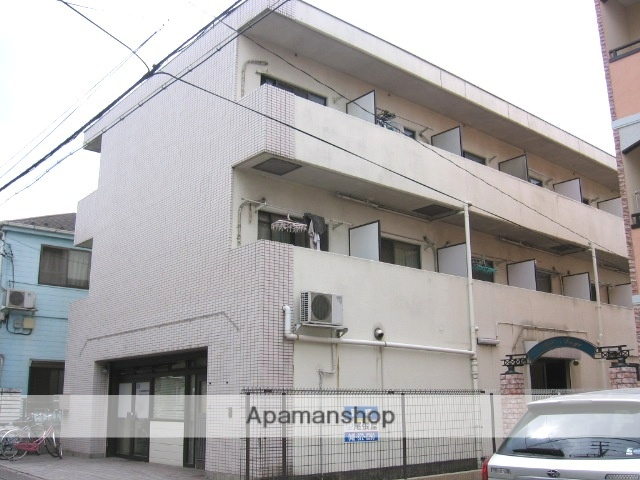 埼玉県さいたま市浦和区、北浦和駅徒歩23分の築27年 3階建の賃貸マンション