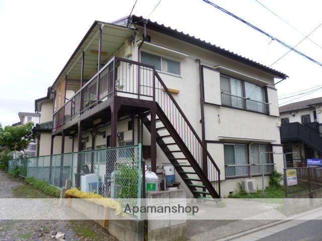 埼玉県さいたま市浦和区、与野駅徒歩25分の築40年 2階建の賃貸アパート