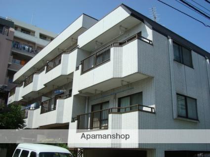 埼玉県さいたま市中央区、与野本町駅徒歩6分の築24年 3階建の賃貸マンション