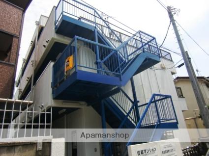 埼玉県さいたま市浦和区、北与野駅徒歩20分の築29年 3階建の賃貸マンション