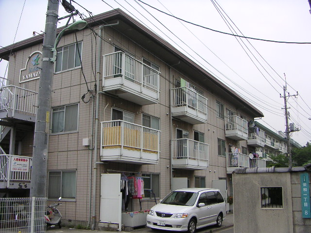 埼玉県さいたま市桜区、中浦和駅徒歩31分の築29年 3階建の賃貸マンション