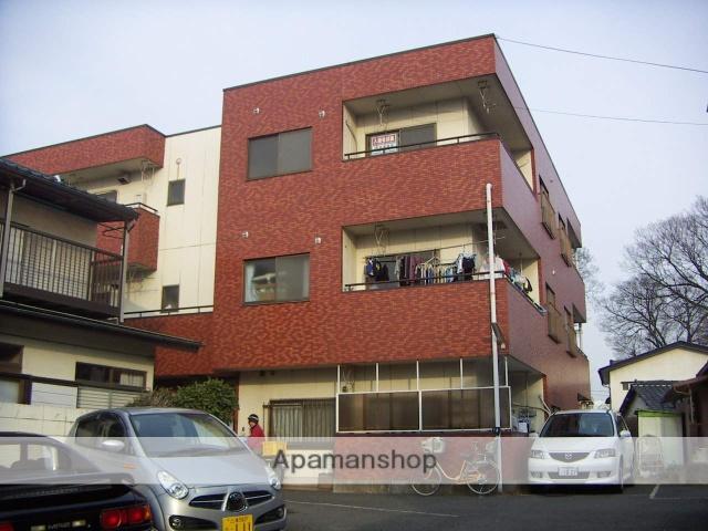 埼玉県さいたま市中央区、与野本町駅徒歩14分の築26年 3階建の賃貸マンション