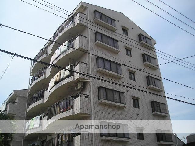 埼玉県さいたま市中央区、南与野駅徒歩16分の築28年 6階建の賃貸マンション