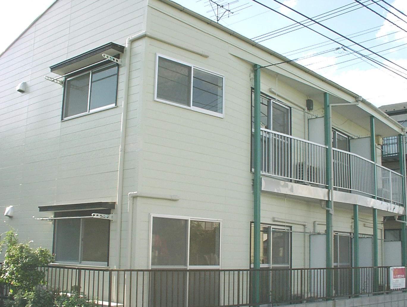 埼玉県さいたま市中央区、南与野駅徒歩9分の築30年 2階建の賃貸アパート