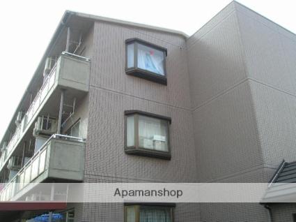 埼玉県さいたま市桜区、中浦和駅徒歩23分の築25年 3階建の賃貸マンション