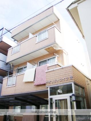 埼玉県さいたま市浦和区、南与野駅徒歩34分の築25年 3階建の賃貸マンション