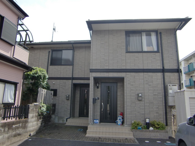 埼玉県さいたま市緑区、北浦和駅徒歩38分の築15年 2階建の賃貸テラスハウス