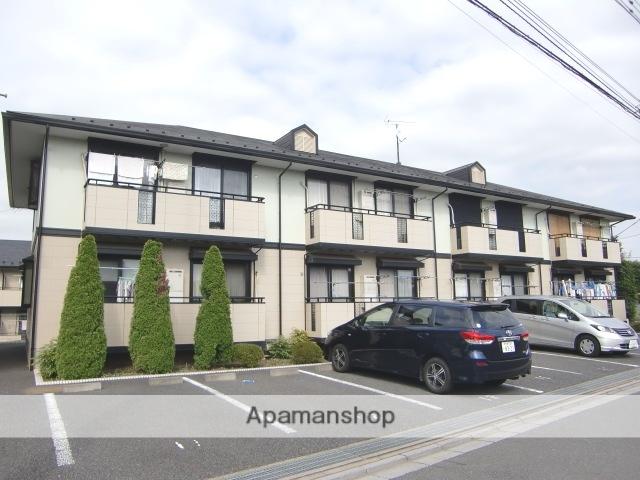 埼玉県さいたま市浦和区、与野駅徒歩25分の築20年 2階建の賃貸アパート