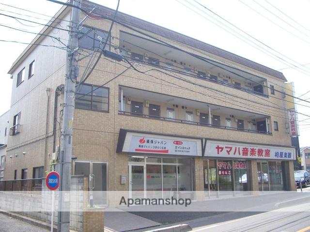 埼玉県さいたま市中央区、南与野駅徒歩8分の築26年 3階建の賃貸マンション