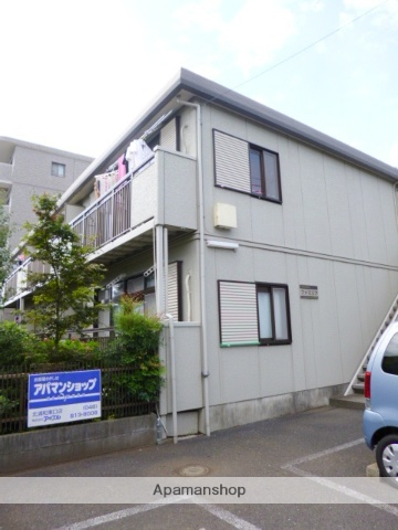 埼玉県さいたま市浦和区、与野駅徒歩30分の築24年 2階建の賃貸アパート