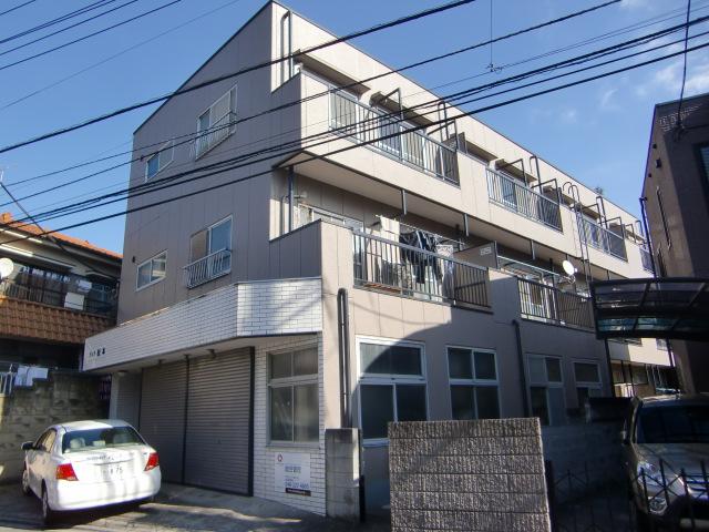 埼玉県さいたま市浦和区、与野駅徒歩18分の築34年 3階建の賃貸マンション