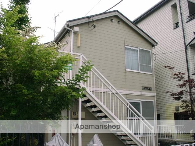 埼玉県さいたま市浦和区、北浦和駅徒歩5分の築21年 2階建の賃貸アパート