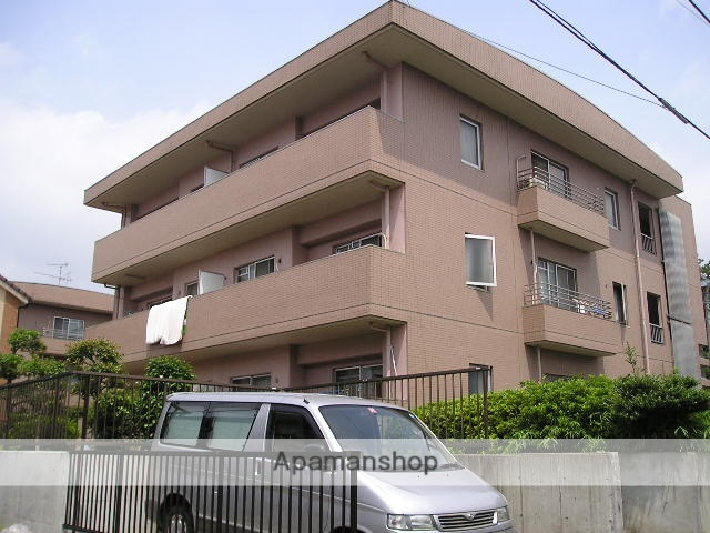 埼玉県さいたま市中央区、南与野駅徒歩4分の築27年 3階建の賃貸マンション