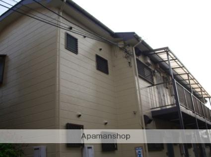埼玉県さいたま市中央区、南与野駅徒歩5分の築23年 2階建の賃貸アパート